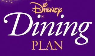 Disney Dining Plan – o plano de refeições da Disney