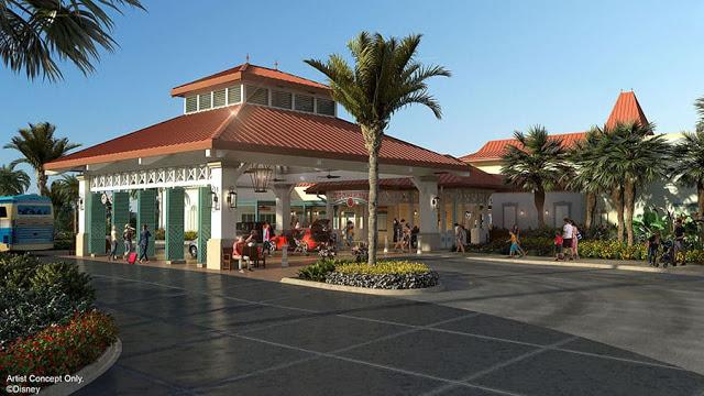 [NOVIDADE] Disney's Caribbean Beach Resort em expansão