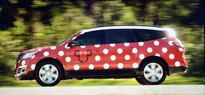 Novos transportes na Disney