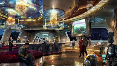Novo Resort inspirado no Star Wars