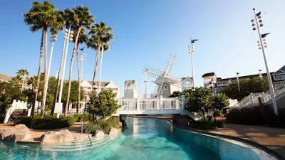 Conheça o Disney's Yacht Club Resort