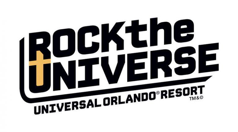 Universal anuncia o calendário de show do Rock the Universe 2019