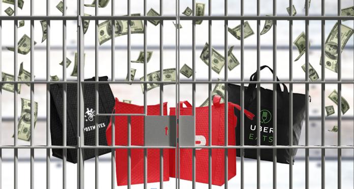 Brasileiros presos nos Estados Unidos